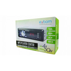 MP3 PLAYER CENTER COM RADIO AUTOMOTIVO