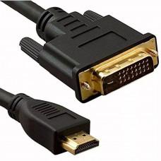CABO DVI x HDMI 24+1 - 1,80MT