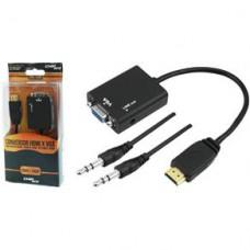CABO CONVERSOR HDMI x VGA