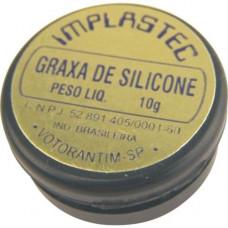 GRAXA ESPECIAL SILICONE POTE 10g