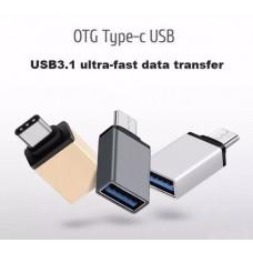 ADAPTADOR TIPO C P/ USB 3.1 OTG
