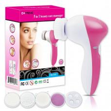 Escova Elétrica Limpeza Facial Massageadora Esfoliante