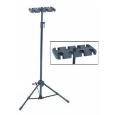 EXPOSITOR / DESCANSO 8 MICROFONES