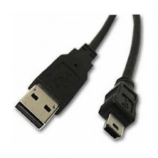 CABO USB A MACHO X MINI USB 5P (V3) 5MT