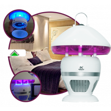 Luminária Armadilha YG-5613 | Cogumelo