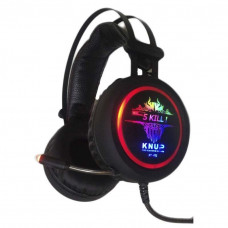 Fone Gamer 7.1 Bass Vibration Jogo Online Pc Kp 401