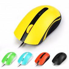MOUSE GAMER USB COLOR 3D CORES SORTIDAS - MS-50 C/ FIO